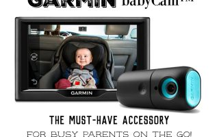 Travel Safe & Smart This Summer with Garmin babyCam™