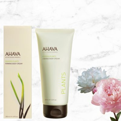 Review of AHAVA Dead Sea Plants Firming Body Cream