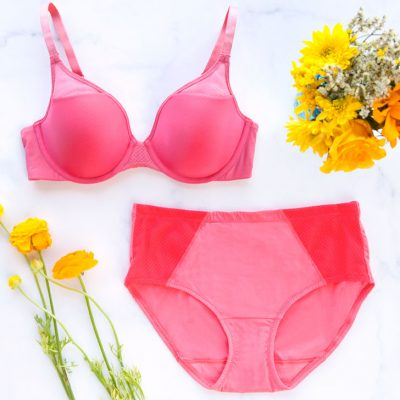 Vanity Fair's New Cooling Touch Bras for Summer