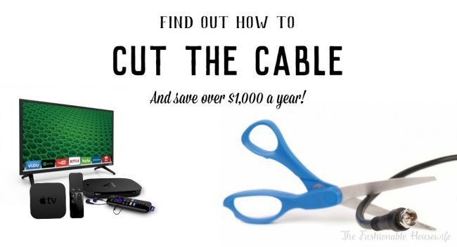 cut the cable walmart