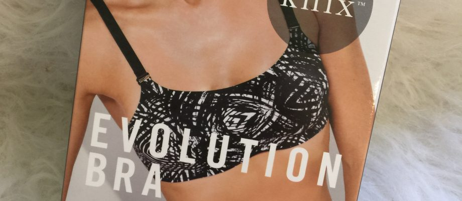 Unboxing of The Evolution Bra from Knix Wear
