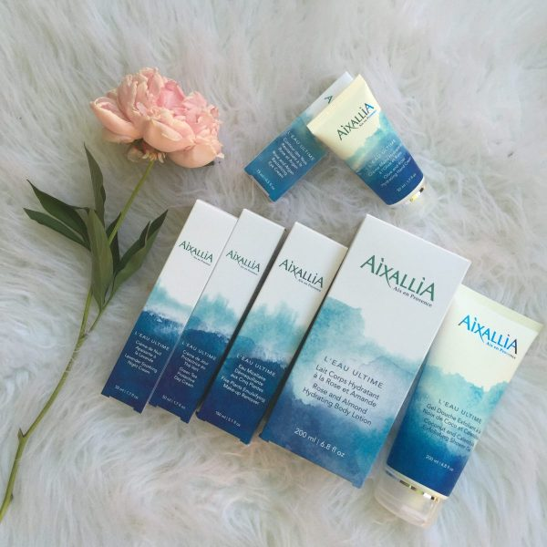 Aixallia Summer Skincare Routine