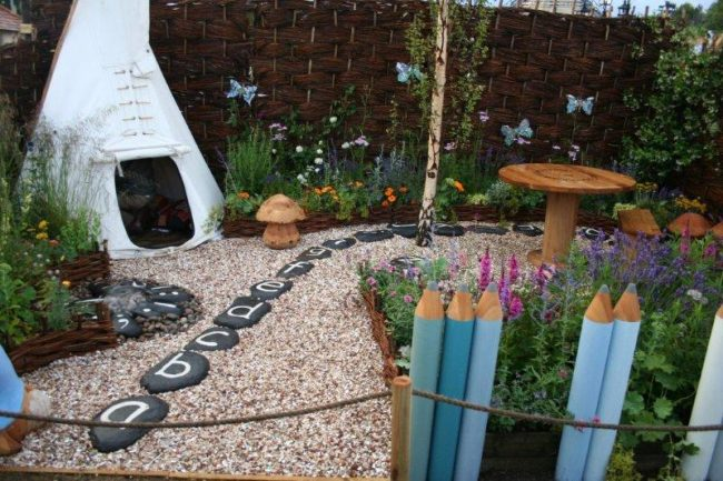 How to Create a Fun Kid-Friendly Garden