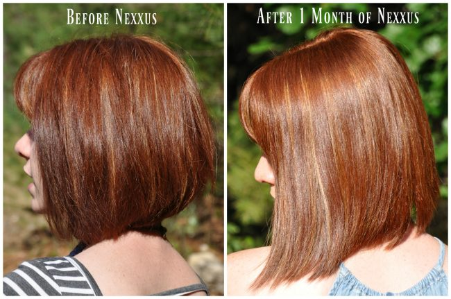 Nexxus Before and After