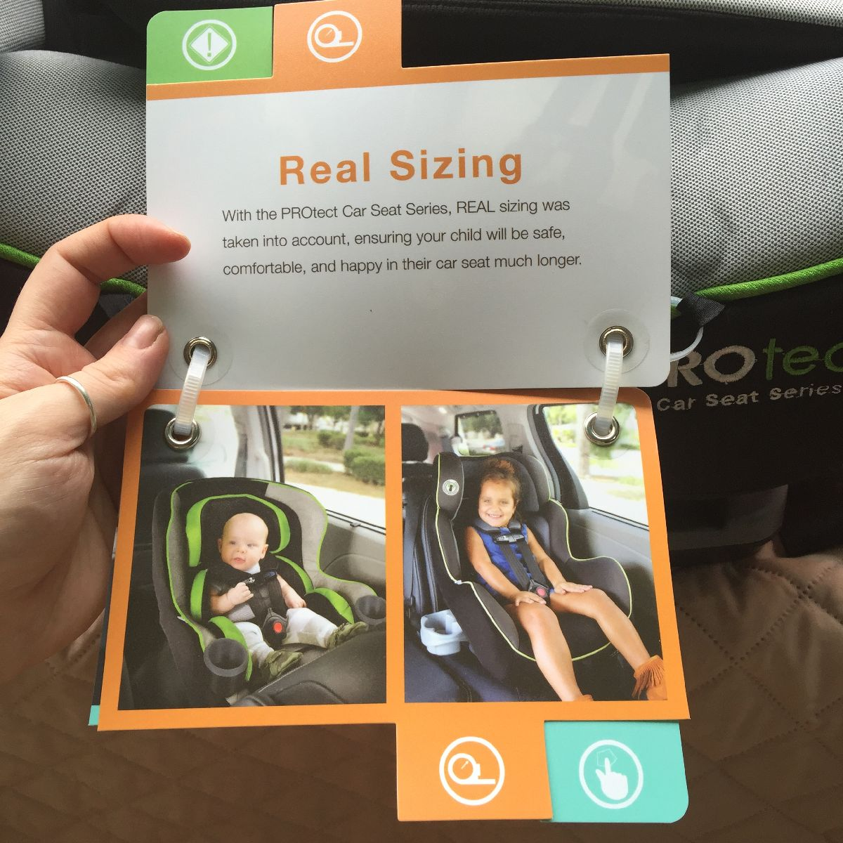 Baby Trend Elite Convertible Car Seat Review + GIVEAWAY! - The ...