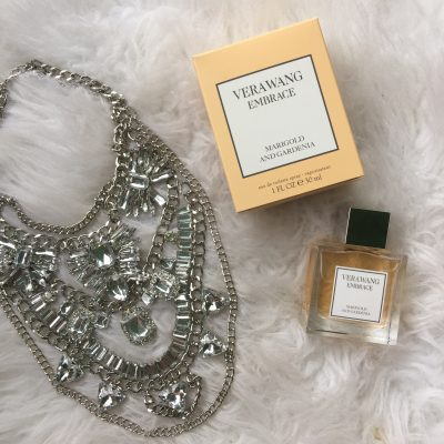 Vera Wang Embrace Marigold & Gardenia Perfume + Giveaway For 10 Winners!