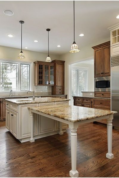 Is Hardwood Flooring Right For Your Kitchen?