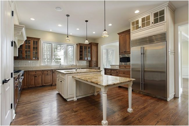 kitchen flooring