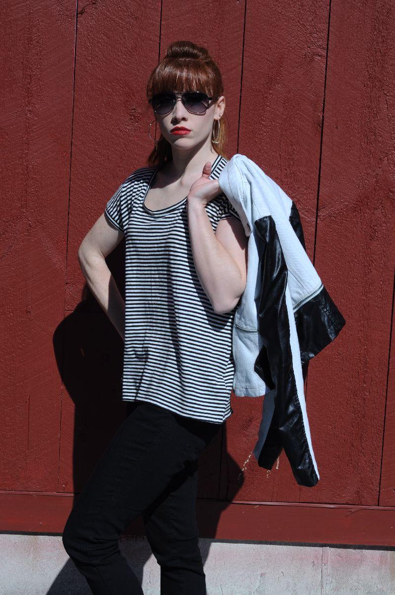 Fall 2009 Fashion Trends: 80's Rocker Chic