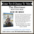 Enter To Win The Huntsman Winters War DVD