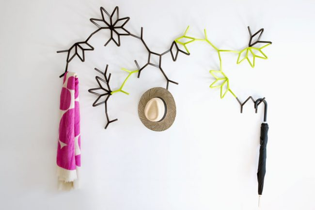 6 Ways To Use Hooks To Decorate Your Home