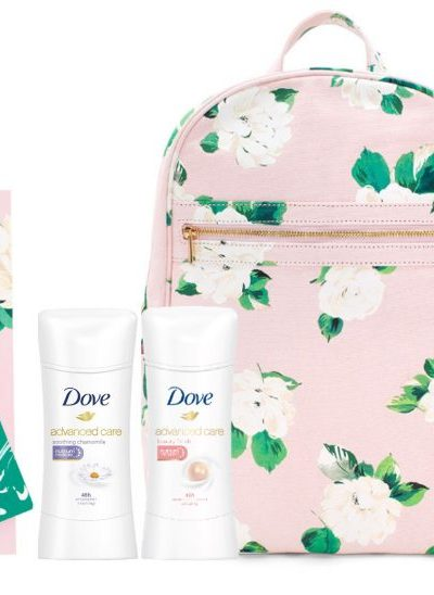 Dove Back-To-School Essentials Giveaway worth $100+