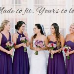 A Bridesmaid Dress for Your Body Type