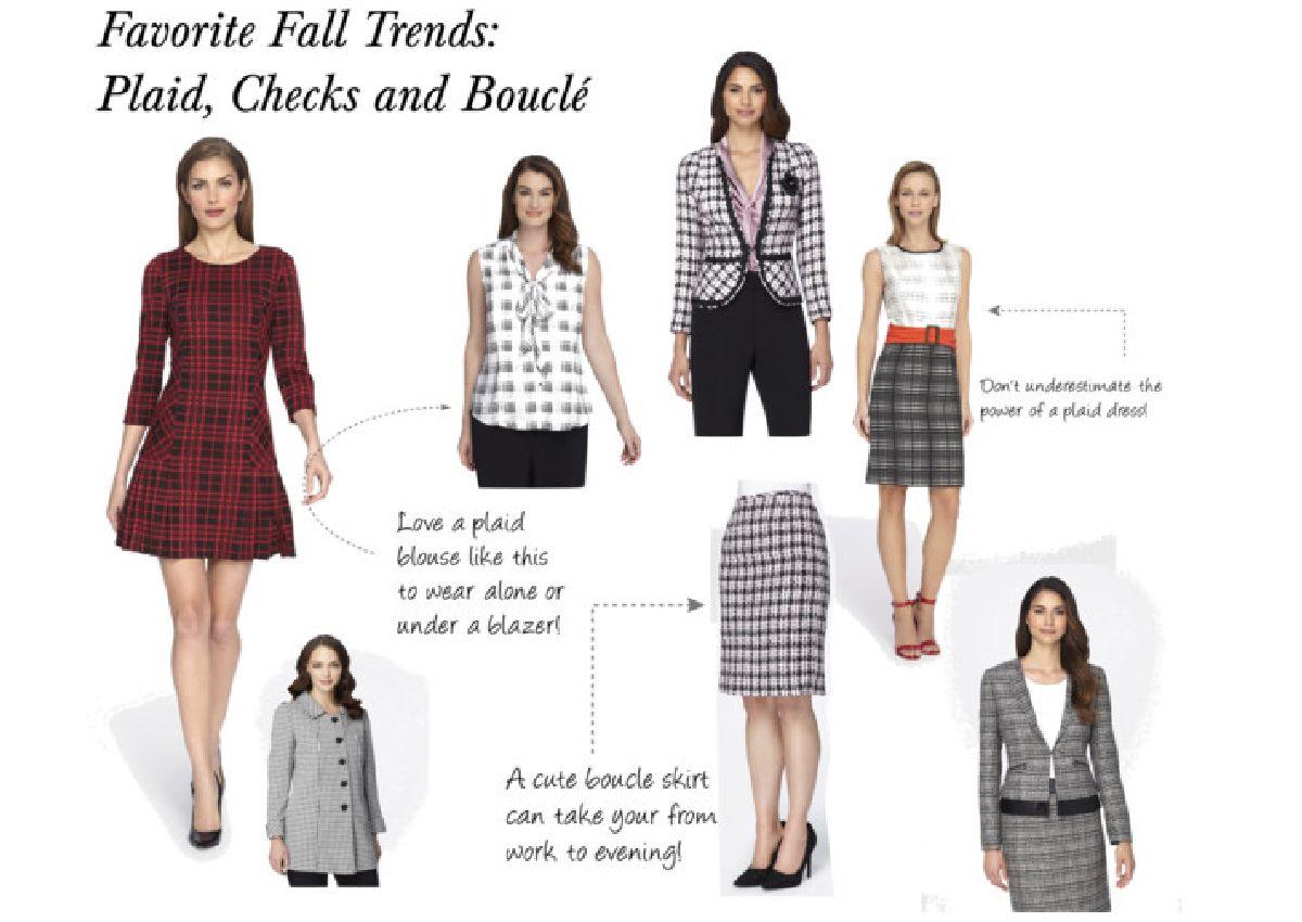 favorite fall fashions