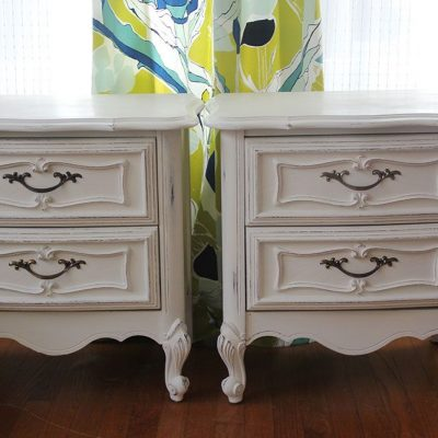 Three Ways to Breathe Life Into Old Furniture