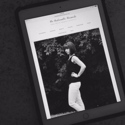 4 Must-Haves For Starting A Fashion Blog