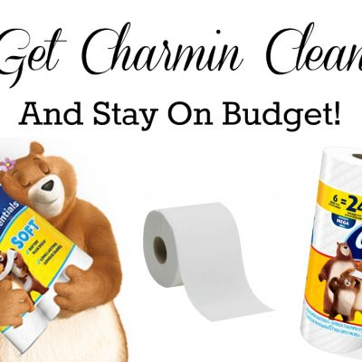 Get Charmin Clean And Stay On Budget! #CharminEssentials #IC #ad