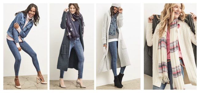 Layering For Fall: Catch the Modest Clothing Craze