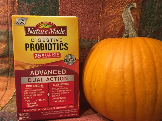 Get Your Gut In Gear With Nature Made® Probiotics! #NatureMadeAtWalmart #IC #ad