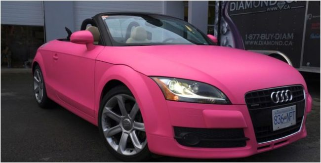 Top 4 Trendy Cars for Trendy Ladies