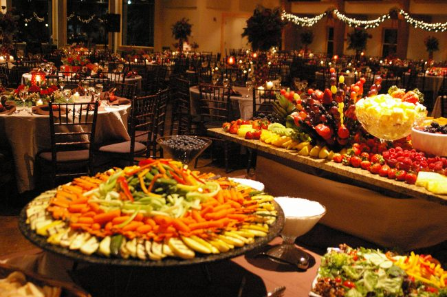 catering holiday party