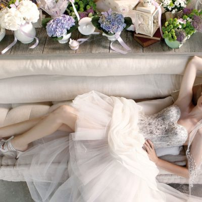 Older Brides And Designer Wedding Dresses