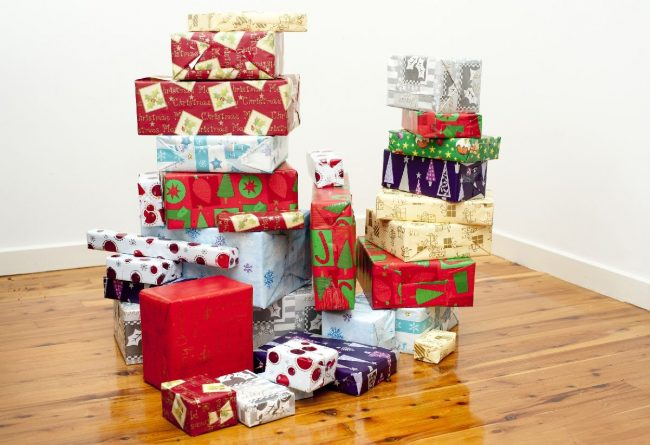 christmas-holiday-present-gift-pile
