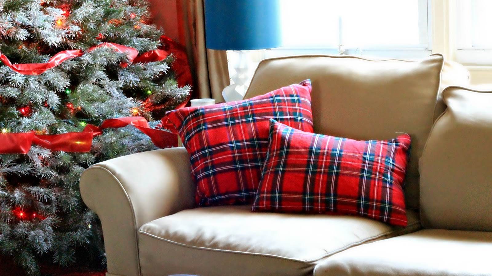 The fashionable housewife because moms should look good for Tartan living room ideas
