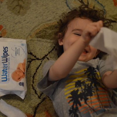 Go Natural With WaterWipes + $100 Giveaway!