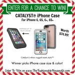 Enter To Win CATALYST® Case for iPhone 6 / 6S / 6+ / 6S+ worth $74.99! #12DaysofChristmasGiveaways