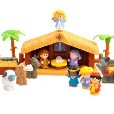 Affordable Nativity Sets For The Whole Family To Enjoy