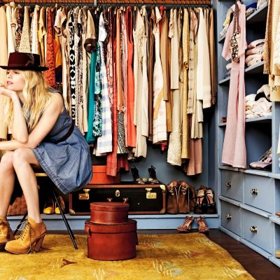 Homemaker's Checklist To A Clutter-Free Closet