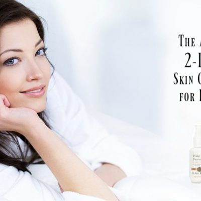 The Anti-Aging 2-Product Skin Care Regime for Busy Moms