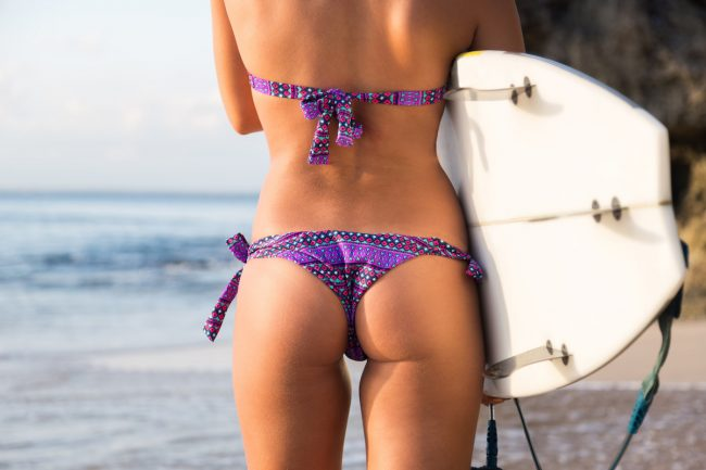 Get The Perfect Booty For Your Bikini