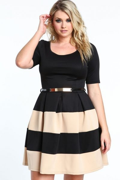 Show Off Your Curvy Look With These Plus-Size Fashion Tips