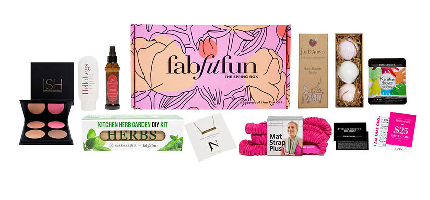 The Top Subscription Box Trends For 2017 The Fashionable