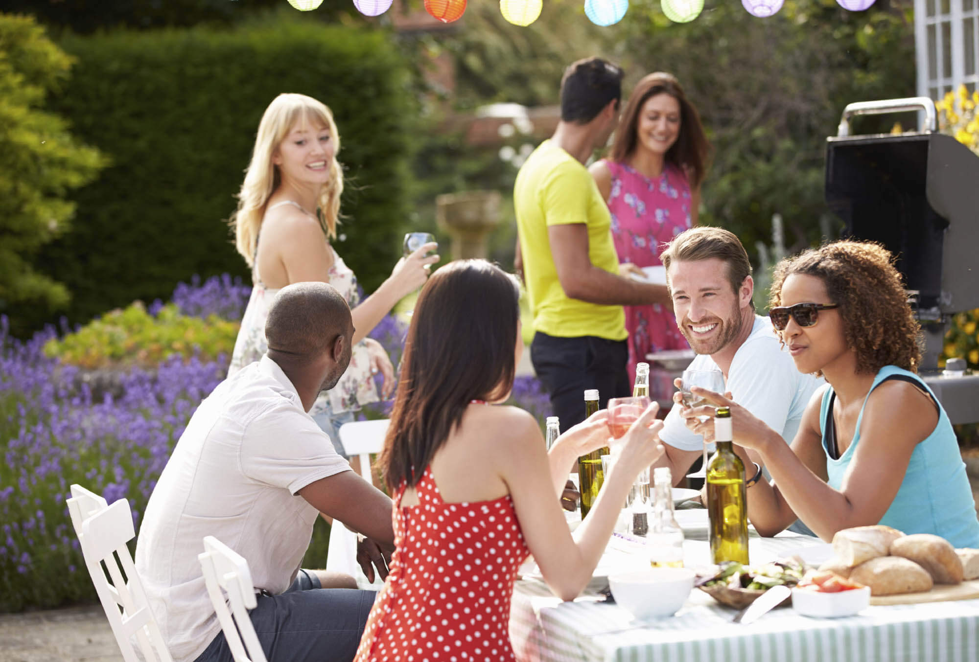 how to make your backyard bbq or celebration extra special the