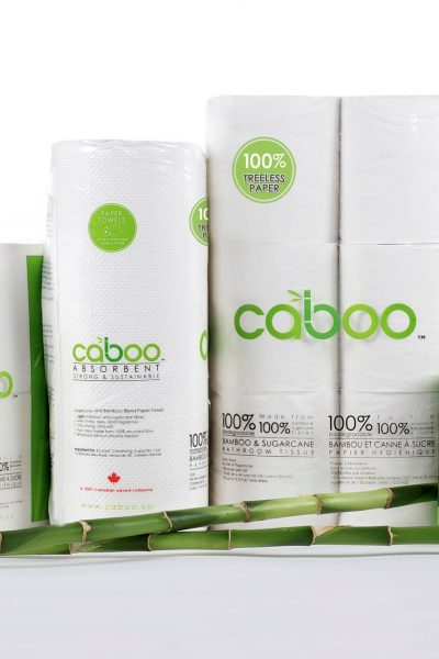 Switch To Caboo Paper Products This Earth Day