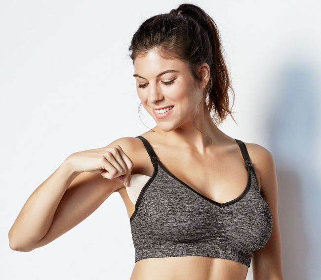 Breastfeeding Must-Haves: Bravado Body Silk Seamless Yoga Nursing Bra