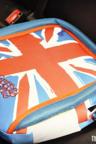 bubblebum union jack