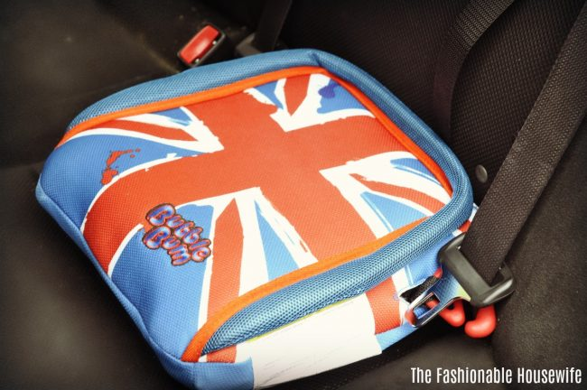 BubbleBum Booster Seats Make Traveling Safe Super Easier This Summer