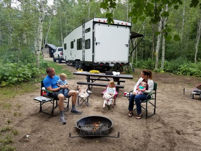 Camping Adventures With Kids – What You Need To Know