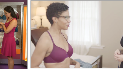 Kimmay Caldwell's Bra Fit Tips And Our Favorite Summer Bra