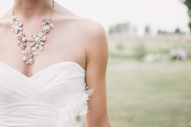 Top Tips on How to Accessorize your Wedding Dress