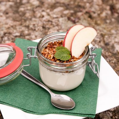 Make Your Own Homemade Yogurt