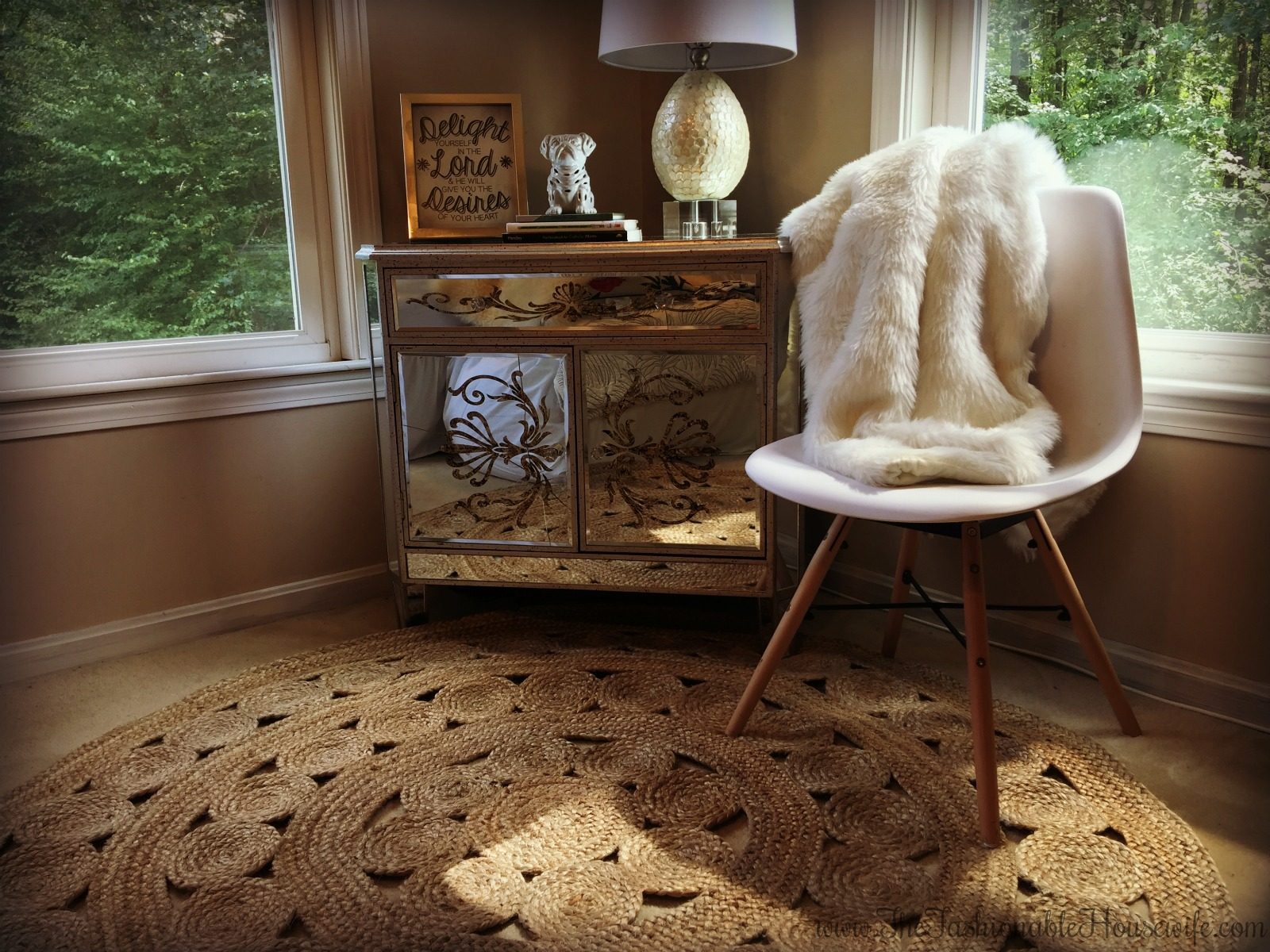 Home Decor Bedroom Update With Serena Lily Jute Rug The Fashionable Housewife Howldb