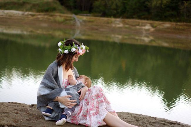 Formula vs. Breastfeeding, and Fighting the Stigma