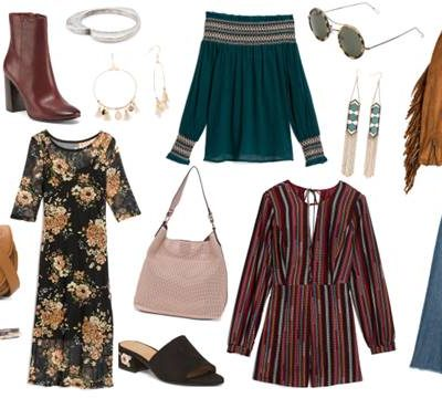 Fall Is Coming And It Looks A Little Bohemian…