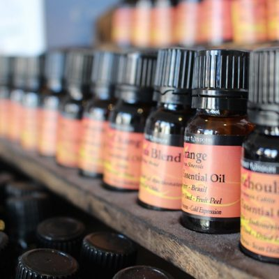 Essential Oils are Coming to the Kitchen!