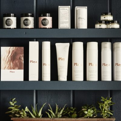 So What's Up With The New Botanical-Based Hair-Care Line, Playa?